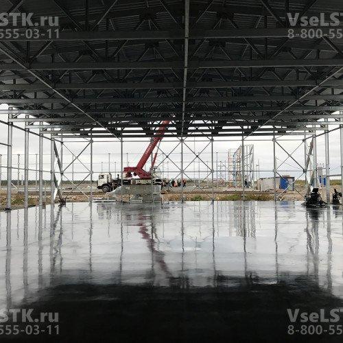 Каркас ангара ЛСТК - 24м